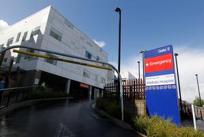 Waikato Hospital. File photo / Christine Cornege.