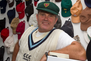 Martin Crowe has published a new autobiography titled  Raw . Photo / Paul Estcourt