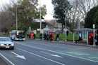 The main complaint about bus-stop shelters is their rarity. Photo / Janna Dixon