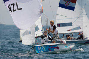 New Zealand's Paul Snow-Hansen in action. File photo / Mark Mitchell