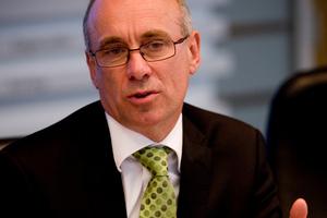 Sir Henry van der Heyden. Photo / NZ Herald