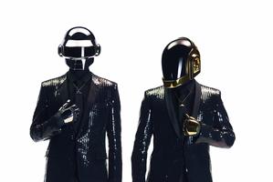 Daft Punk. Photo / Supplied