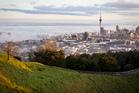 Auckland City. Photo / Natalie Slade