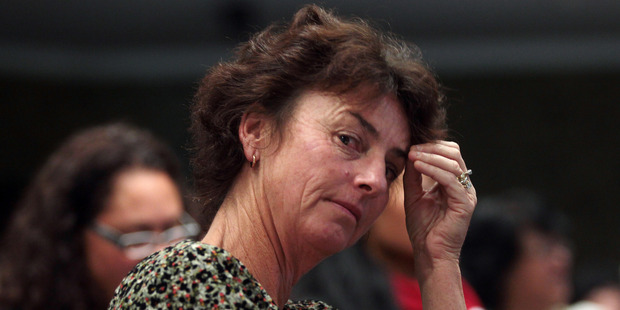 Loading Dame Susan Devoy the newly appointed Race Relations Commissioner. Photo / Brett Phibbs