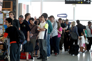 The system allowed Customs to concentrate resources on people who might pose a risk to New Zealand. Photo / Natalie Slade