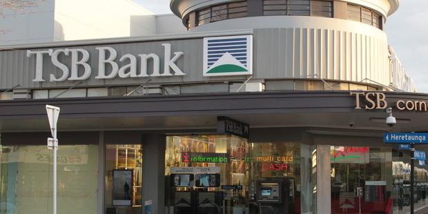 TSB Bank. Photo / Supplied