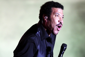 Lionel Richie, 63, believes a universal message is the key. Photo / Glenn Taylor