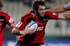 Crusaders lock Sam Whitelock has a broken finger and is likely to miss all three All Blacks' tests against France. Photo / Getty Images.
