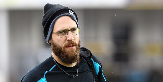 Daniel Vettori. Photo/Alex Whitehead