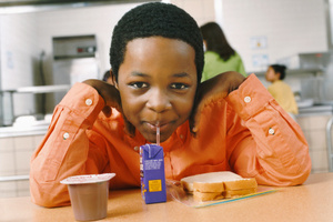 Kids are choosing unhealthy food products that claim to be good for you. Photo / Supplied
