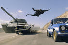 A scene from Fast and Furious 6. Photo/Supplied