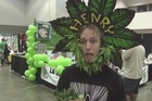 HempCon, America's largest convention dedicated to medical marijuana, draws crowds of users and business entrepreneurs.