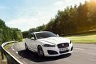 2013 Jaguar XF. Photo / Supplied