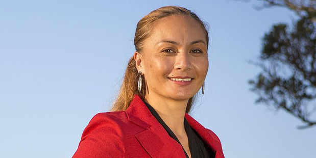 Marama Davidson. Photo/Green Party