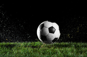 A new smart soccer ball can help track statistical data. Photo / Thinkstock