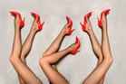 High heels are more popular than ever in NZ.Photo / Thinkstock