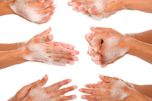 What's the best way to dry your hands?Photo / Thinkstock