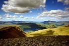 The Western Fells in England's Lake District. Photo / Thinkstock