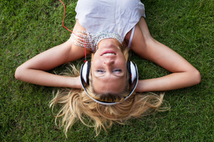 Music playlists have the ability to lower anxiety. Photo / Thinkstock