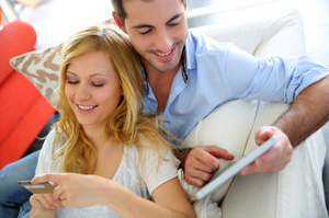 Men and women use technology differently.Photo / Thinkstock