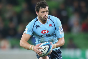 Adam Ashley-Cooper. Photo / Getty Images