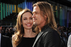 Angelina Jolie and Brad Pitt attend the World Premiere of 'World War Z' at The Empire Cinema. Photo / Getty Images
