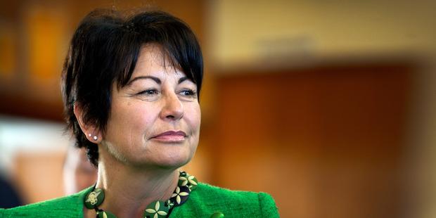 Minister for Education Hekia Parata. Photo / David White.