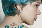 The author of Blue is the Warmest Colour has slammed her book's movie adaptation as 'porn'.  Photo / Supplied