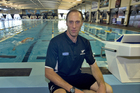 New Zealand Swimming coach David Lyles. Photo / Brett Phibbs