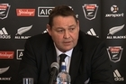 There were six new faces announced today in Steve Hansen's All Blacks squad to face France in the upcoming three-match test series.