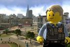 Lego City Undercover's Chase McCain has his work cut out for him. Photo / Supplied