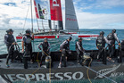 Team New Zealand squaring off against Italian team Luna Rossa throughout the round-robin could make for predictable results. Photo / Chris Cameron