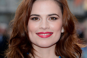 Hayley Atwell. Photo / AP