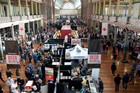 The Gabs (Great Australasian Beer Spectacular) festival in Melbourne. Beervana kicks off soon in Wellington.