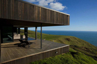 Critics said the Constable Rd house was too visible from Te Henga walkway. Photo / Supplied