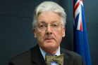 Peter Dunne has resigned his ministerial portfolios but indicated he would stay on for this term. Photo / Mark Mitchell