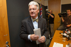 Peter Dunne has resigned from Cabinet. Photo / Mark Mitchell