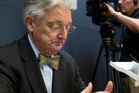 Dunne says 'there is absolutely nothing in that rumour'. Photo / Mark Mitchell