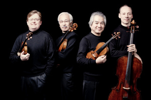 The Tokyo String Quartet is all about quality. Photo / Marco Borggreve
