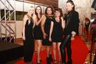 X Factor girl group, Gap 5. Photo / Herald on Sunday