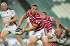 James Maloney joined the Sydney Roosters this year. Photo / Getty Images