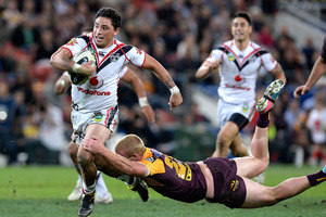 Kevin Locke has been showing his sparkling form of 2011 again. Photo / Getty Images