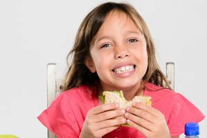 A healthy lunch means better learning and behaviour. Photo / Getty Images