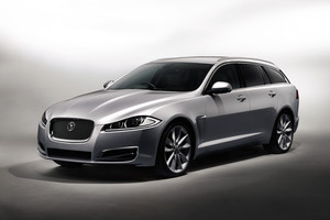 The Jaguar XF Sportback is being launched in New Zealand in July, priced from $95,000. Photo / Supplied
