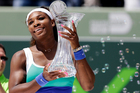 Serena Williams. File photo / Getty Images