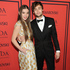 Actors Hailee Steinfeld and Douglas Booth at the 2013 CFDA Fashion Awards. Photo / AP