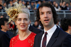 British actress Kate Winslet and her husband Ned Rocknroll are expecting. Photo / AP