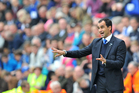 Martinez who joined Wigan from Swansea in 2009. Photo / AP