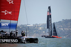 Emirates Team New Zealand suggest changes could be incorporated in the US Coast Guard certification. Photo / AP