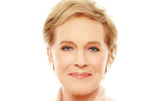 Julie Andrews. Photo / Supplied